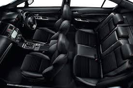 subaru japanese 295 hp luxury oriented subaru wrx s4 debuts in japan