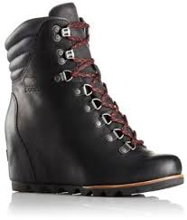 womens sorel boots canada cheap s conquest wedge protective fall boot sorel