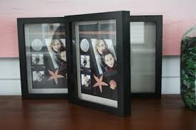 how to create shadow box home decor diy network blog made
