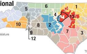 Federal Circuit Court Map Questions Abound After Judges Invalidate 2 Nc Congressional
