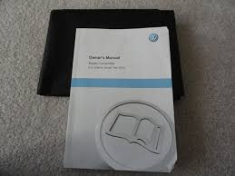 2014 volkswagen beetle owners manual vw amazon com books
