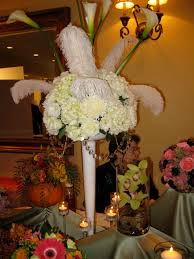 wedding flowers wedding centerpieces tall vases with flowers