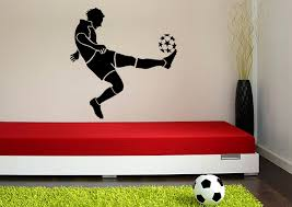 football bedroom decorating ideas house decor picture boys