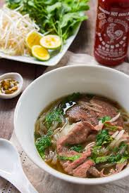 cuisine pho pho nam noodle soup recipe delicious techniques