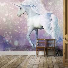 magical unicorn mural grahambrownuk