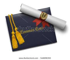 graduation diploma diploma stock images royalty free images vectors