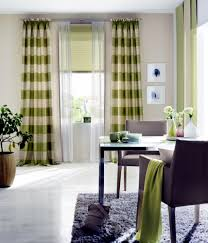 curtain collection and decorative fabric for dining room in shades