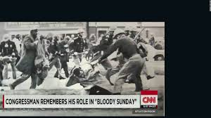 john lewis we come to selma to be inspired cnn video