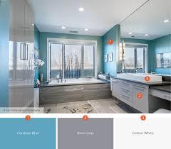 bathroom color scheme ideas 20 relaxing bathroom color schemes shutterfly