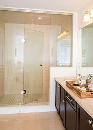 Custom Glass Doors For Showers by Vision Mirror And Shower Door U2013 Re Imagine Your Beautiful Bath Today