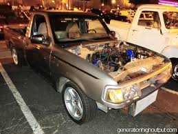 Old Ford Truck Engine Swap - ford ranger 2 3 turbo genho
