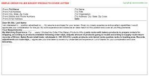 Sample Resume For Baker by Baker Apprentice Cover Letters