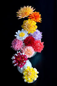 Make Your Own Paper Flowers - seattle paper flower design