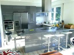 cuisine americaine en u cuisine amacricaine petit espace table petit espace cuisine