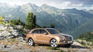 bentley suv price the 7 wildest features of the world u0027s most expensive s u v