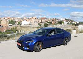 gsf lexus horsepower 2016 lexus gs f review reining in spain
