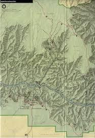 National Parks Map Usa by Arizona Maps Map Collection Ut