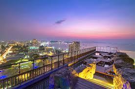 best roof top bars 5 best rooftop bars and restaurants in pattaya pattaya best rooftops