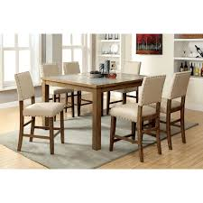 furniture of america kincade counter height chairs set of 2