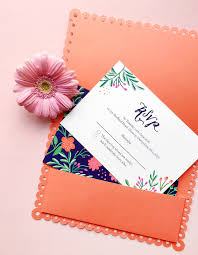 mexican wedding invitations colorful mexican fete inspired wedding invitations