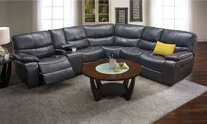 nevio sectional reviews sectional sofas with recliners and cup