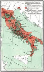 Pompeii Map Social War 91 U201388 Bc Wikipedia