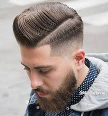 Mens Business Hairstyle by Professional Spanish Barber Hairdresser ʀᴏᴛᴛᴇʀᴅᴀᴍ