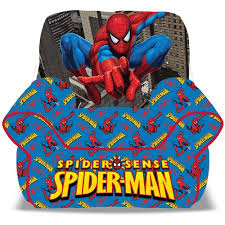 spider man toddler bean bag chair walmart com