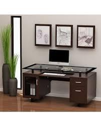 Z Line Designs Computer Desk Sweet Deal On Z Line Designs Ayden Executive Desk Brown
