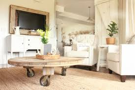 round coffee table with casters coffee table 10 coffee tables on wheels to diy table casters plans