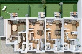traditional and modern row houses u2013 urban dwellings with lots of style