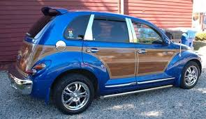 pt cruiser woody search my next new to me car
