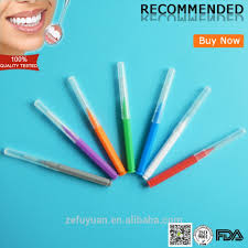 tooth cleaning soft nylon bristle interdental brush buy