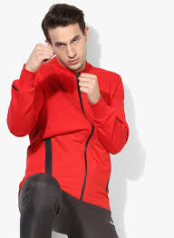 ferrari clothing buy puma ferrari red sweat jacket for men online india best