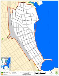 Bronx Map Ceqr Glossary Oec