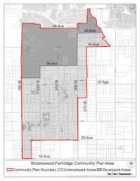 brookswood fernridge community plan update