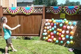 carnival party ideas backyard birthday party ideas backyard carnival party backyard
