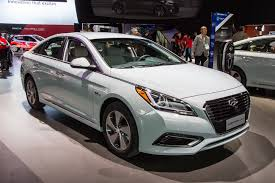 2016 hyundai sonata hybrid and plug in hybrid video