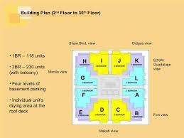 Sycamore Floor Plan Condo For Rent Mandaluyong City Dansalan Gardens Sycamore Tower
