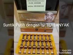 aqua skin egf gold aqua skin gold egf whitening pro q10 rna complex
