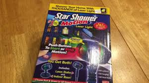 as seen on tv christmas lights shower motion laser lights christmas lights as seen on tv new