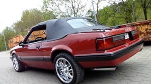 1991 lx 5 0 mustang 1991 ford mustang lx 5 0 convertible