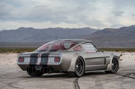 mustang fastback 1965 timeless kustoms turns 1965 ford mustang fastback into vicious