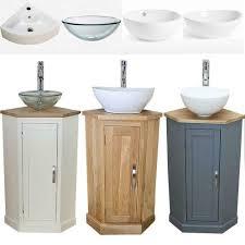 best paint for oak bathroom cabinets bathroom vanity corner unit oak sink cabinet ceramic basin tap option