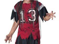 Halloween Costume Football Player Dead Zone Zombie Football Player Halloween Costume Kids