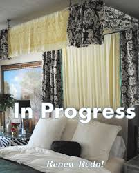 renew redo easy bed canopy diy pictures of that finished project soon to come in the mean time i have several other projects in the works one being this easy to make bed canopy