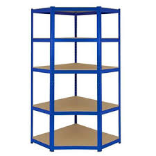 Heavy Duty Garage Shelving by China Heavy Duty Metal Corner Racking Garage Shelving From Qingdao