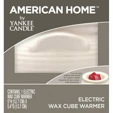 yankee candle american home fragrance cube wax warmer 1523160