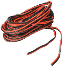 amazon com roadpro u2013 25 u0027 hardwire replacement 2 wire 22 gauge