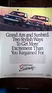 17 best vintage pontiac vehicle ads images on pinterest vehicles